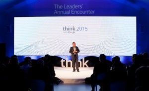 Think 2015 with Google